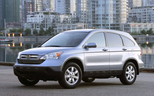 "<p>2007-10 Honda CR-V</p> <p>With its sensible size, great road manners and capable all-weather drivetrain, the third-generation Honda CR-V checks all the boxes on many buyers' lists. For 2007 the CR-V was made 8 cm shorter overall by tucking the outboard spare tire under the floor, which conveniently lowered the centre of gravity. The well-finished cabin remained as airy and inviting as ever with its tall seating for five and excellent sightlines. With the spare tire below deck, the CR-V sported a proper top-hinged hatchback, which permitted easy access to the cargo hold.</p> <p>Power was supplied by Honda's long-serving 2.4-litre DOHC four cylinder found in the Accord, good for 166 horsepower and 161 lb-ft of torque, working in tandem with a standard five-speed automatic. The power is adequate and nothing more. For 2010 the CR-V earned some styling tweaks, revised interior furnishings and added horsepower (up to 180). Commonly reported gripes include fast-wearing tires, noisy rear differentials, broken a/c compressors, malfunctioning door locks and faulty power window switches.<br />2010-13 Mazda3<br />Like the Volkswagen Jetta that preceded it, Mazda's ambitious 3 was and remains an overachieving driver's car that rises above its econobox billing. Its front-drive C1 platform, shared with the Euro-market Ford Focus, felt supremely balanced with its strut front and multilink rear suspensions. The 3 was available as both a four-door sedan and five-door hatch. While a little cramped inside, the fit and finish were superb and every control moved and clicked with gratifying precision.<br />A 148-horsepower 2.0-litre DOHC four cylinder carried over from the previous 3, paired with either a five-speed manual or automatic transmission. The upgrade was a 167-horsepower 2.5-litre DOHC four mated to a six-speed manual or five-speed automatic. Mazda's ""Skyactiv"" 2.0-litre four cylinder arrived for 2012, employing direct injection, higher compression and lower friction to deliver 155 horsepower and genuine fuel savings (the 2.5 is piggish by comparison). Assembled in Japan, the 3's reliability has been exceptional – with one exception: the clutch wears rapidly, owners warn. Watch for fast-wearing tires and easily chipped paint.</p>"