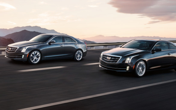<p>Cadillac is expanding its 2015 lineup with a coupe version of its popular ATS compact luxury sedan, a decision Canadian product manager Scott Meldrum says is not only intended to respond to customers' requests for a more expressive, sporty version of the ATS, but to keep Cadillac at the forefront of the luxury segment. It's a vehicle Meldrum is confident can compete on even terms with such segment stalwarts as BMW, Mercedes-Benz and Audi. It's the third Cadillac product using the brand's new performance-oriented rear-wheel/all-wheel-drive architecture and is a natural extension of the ATS sedan introduced two years ago. That car has attracted buyers with its engaging, fun-to-drive character and Cadillac officials felt it was a no-brainer to add a sporty coupe. <br />Here's how the two differ from each other.</p> <p>Here's how the two differ from each other.</p>