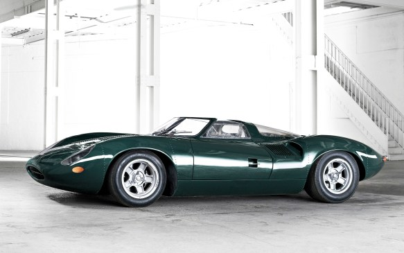 <p>1966 Jaguar XJ13</p>