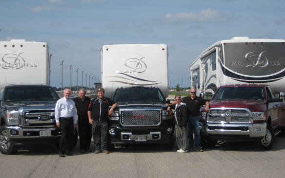 <p>2015 HD Truck King Challenge</p>