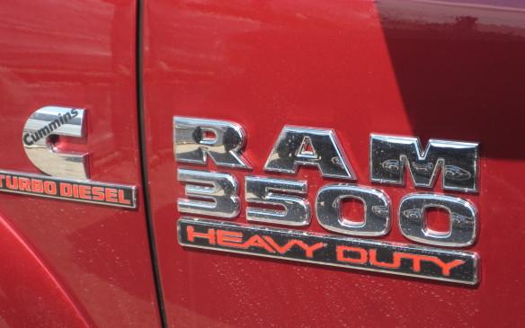 <p>Ram 3500</p>