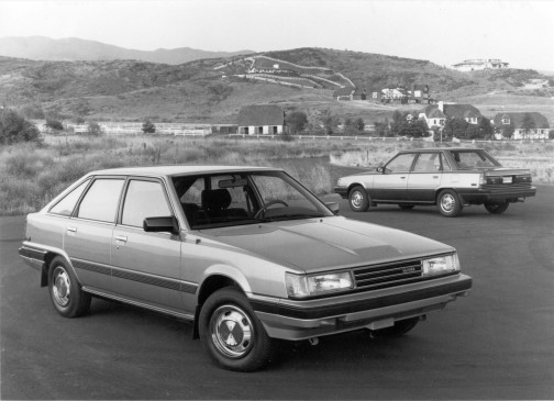 <p>But the real game-changer was the first Camry, which came in both sedan and hatchback form in 1983. Although it hasn't been able to outpace the Corolla's success in Canada, it went on to become the best-selling car in the U.S. and made Toyota a major player in the popular mid-size market.</p>