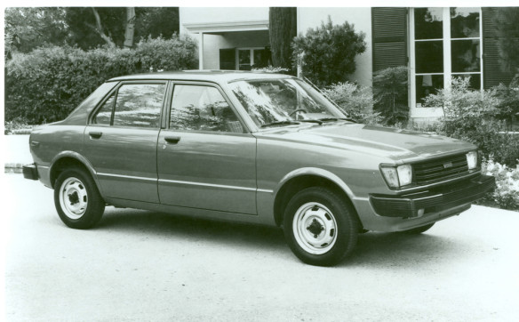 <p>The first Tercel arrived in 1979 – a sub-compact that fit beneath the Corolla in the lineup, subsequently spawning a 4WD station wagon version that again developed a cult-like following. </p>