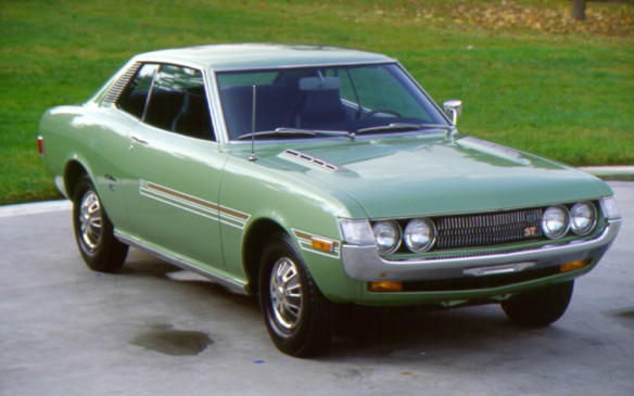 "<p>In 1971 the original Toyota Celica was introduced – a car that immediately garnered attention for the still-new brand. A stylish, two-door hardtop coupe, it was dubbed the ""Japanese Mustang"" by enthusiasts and immediately established a new cadre of Toyota buyer and enthusiasts. It was soon joined by the Toyota Truck – a compact pickup that developed a near-cult following of its own.</p>"