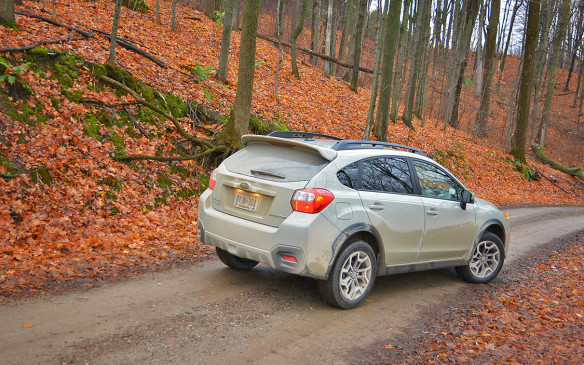 <p>2016 Subaru Crosstrek</p> <p>Photo by Kanishka Sonnadara fo Autofile.ca</p>