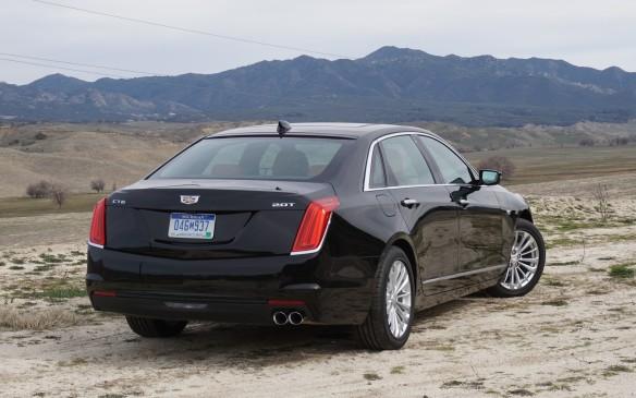 <p>2016 Cadillac CT6</p>