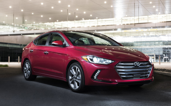 <p>The all-new sixth-generation 2017 Hyundai Elantra brings a more bold aerodynamic design and a new efficient 147-hp 2.0-litre four-cylinder engine to the table to compete with the segment-leading Honda Civic. The Elantra has always been a value proposition that supplies a combination of impressive exterior styling, a more premium cabin, smooth ride quality and plenty of technological features.</p>