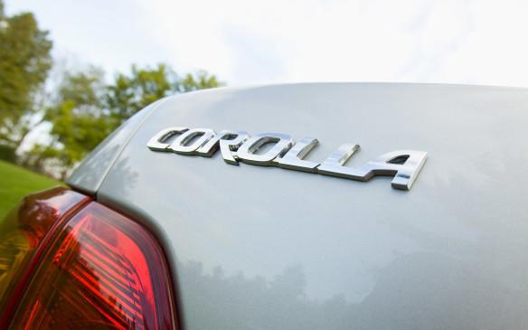<p>2009 Toyota Corolla</p>