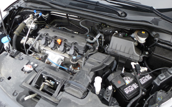 <p>Honda HR-V engine</p>