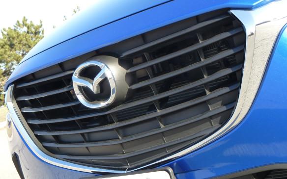 <p>Mazda CX-3 grille</p>