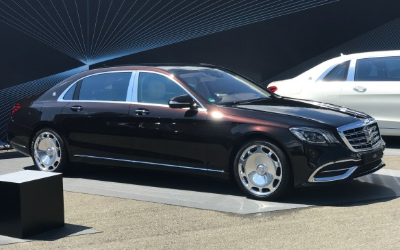 Read Car Review First Look 2018 Mercedes Maybach S650 And Pullman