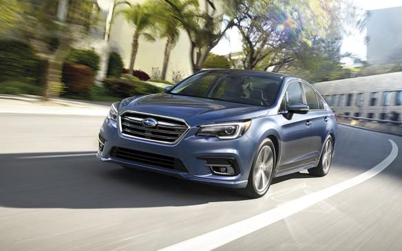 <p>2018 Subaru Legacy and Outback</p>