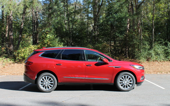 <p>Buick's new 2018 Enclave is serenity on wheels</p>