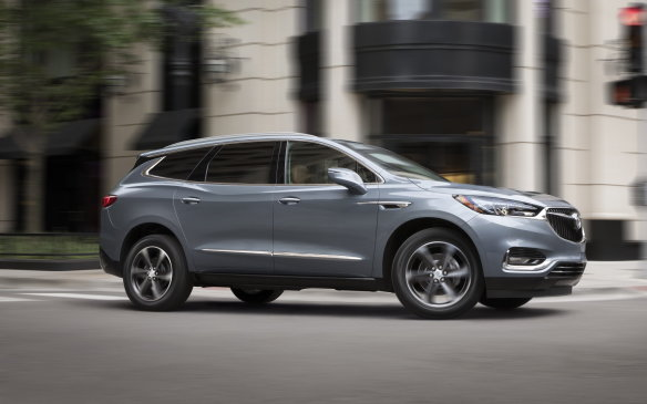 Buick's new 2018 Enclave is serenity on wheels