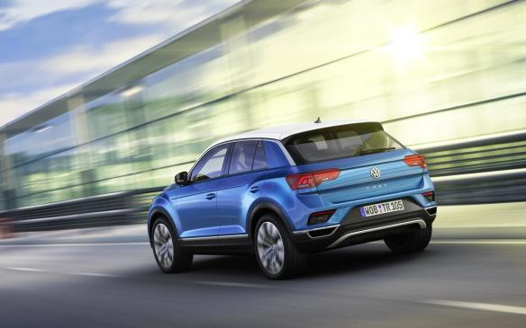<p>2018 Volkswagen T-Roc - not coming to North America</p>