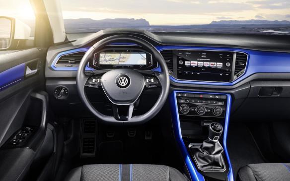 <p>2018 Volkswagen T-Roc - not coming to North America</p>