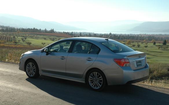 <p>2015 Subaru Impreza</p>