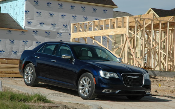 <p>2015 Chrysler 300</p>