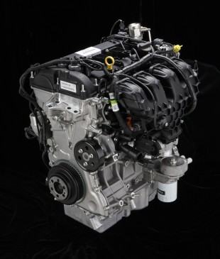 <p>Ford 2.0-litre EcoBoost Engine</p>
