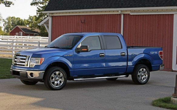 <p>2009 Ford F-150</p>