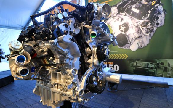 <p>Ford F-150 3.5 EcoBoost V-6</p>