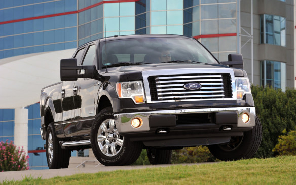 <p>2011 Ford F-150</p>