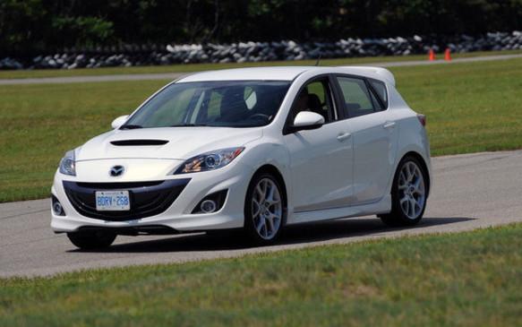 <p>2011 Mazdaspeed3</p>
