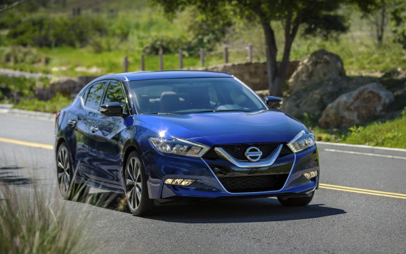<p>This eighth-generation edition of Nissan's maxima flagship sedan is all new</p>