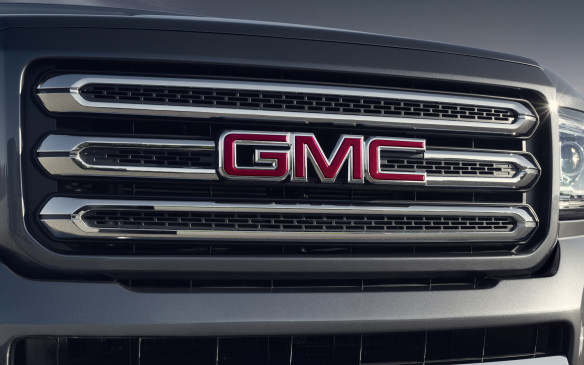 <p>2015 GMC Canyon</p>