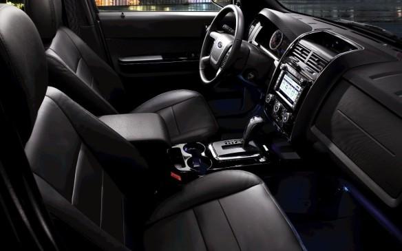 <p>2010 Ford Escape - Interior</p>