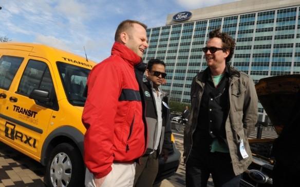 <p>Ford Escape Taxi - 2011.</p>