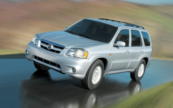 <p>2005 Mazda Tribute</p>