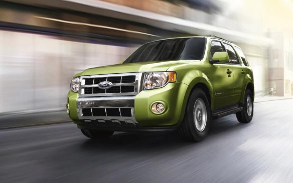 <p>2011 Ford Escape Hybrid</p>
