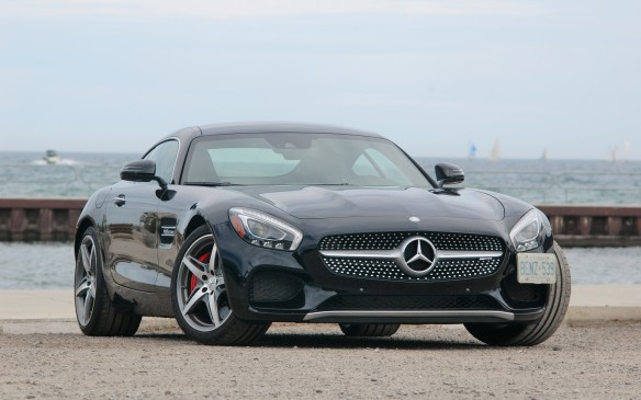 2016 Mercedes-AMG GT-S Coupe