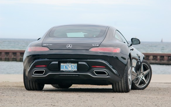 <p>2016 Mercedes-AMG GT-S Coupe</p>
