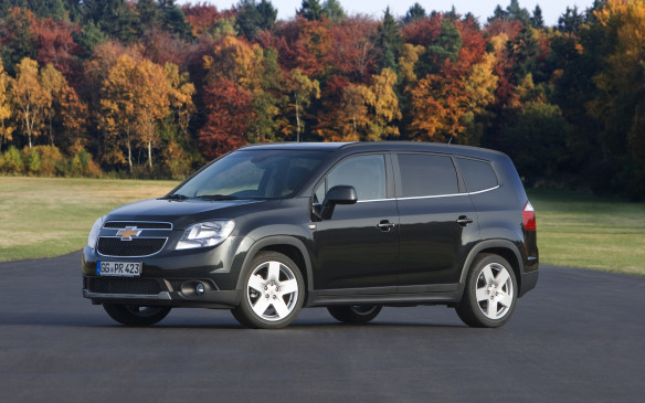 The Chevrolet Orlando is one of those rare vehicles that was sold in Canada but not in the U.S. – which often results in doomed sales as the model doesn't benefit from any cross-border advertising leakage (dealers have to rely on Canadian television and press alone to promote it). A member of the mini-minivan class – which includes the Mazda 5 and Kia Rondo – the Korean-built Orlando had regular hinged doors and seating for up to seven. It employed a modified version of the front-drive platform underpinning the Chevy Cruze, rendering it nearly two feet shorter than a Dodge Grand Caravan and considerably lighter.