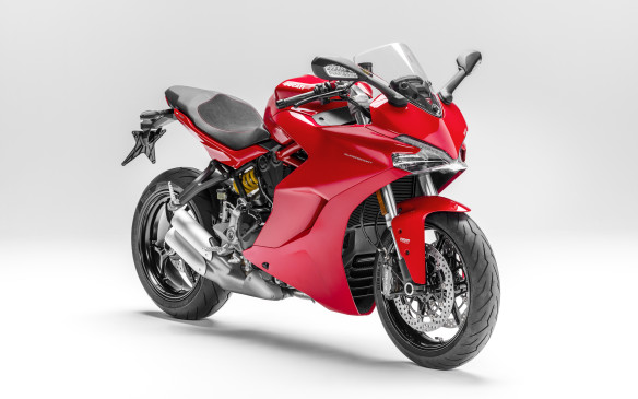 <p>Sure, Ducati makes a race bike that costs $100,000, but you're not actually going to buy it. You might buy the all-new SuperSport, however – it will cost $13,995 when it comes on sale this spring, which is astonishingly affordable for a Ducati sportbike. </p>