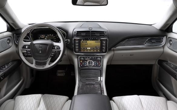 <p>The cabin is very quiet indeed. There is acoustic glass in the windshield and front side windows, like many luxury cars, but also in the rear side windows. The idea is that the passengers in the back should be just as comfortable as those in the front – a particularly important feature in the Chinese market where Lincoln has serious aspirations.</p>