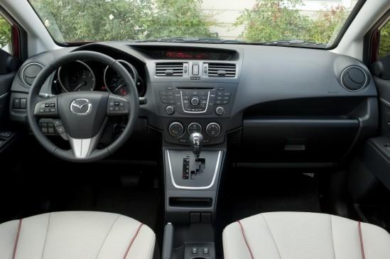 2012 Mazda5 steering wheel