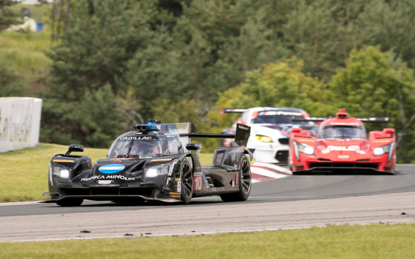 <p>When you think of Cadillac, luxury, not racing is likely the first adjective that comes to mind. But the first seven races of the IMSA WeatherTech SportsCar Championship have all ended with one of Cadillac Racing's three teams on top of the podium. There are three races left and Cadillac Racing is hoping for complete domination with a sweep. Here's the story.</p> <p>By David Miller</p>