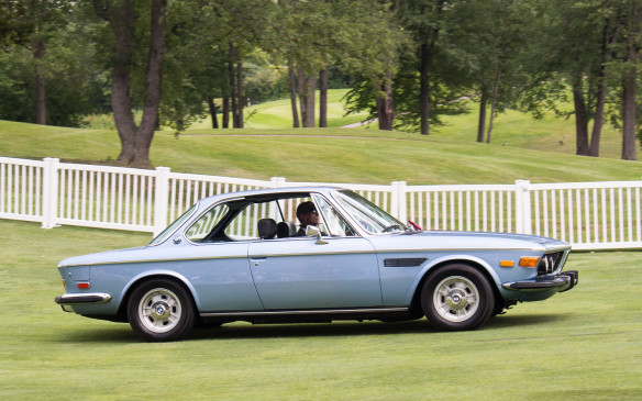<p>On the subject of taste, this 1970 BMW 3.0 CS Coupe is arguably one of the prettiest BMW models ever.</p>