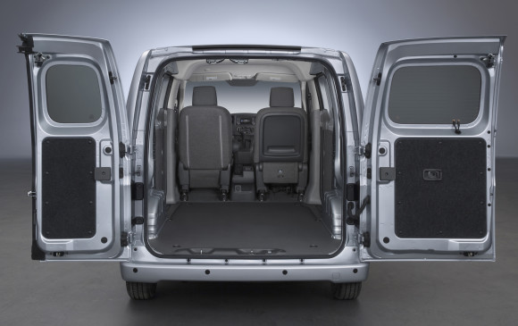 <p>Chevrolet's first crack at the compact delivery vehicle – the City Express – might look awfully familiar since it's basically a barely adapted version of Nissan's equally new NV200 Compact Cargo. Both use a small front-wheel-drive layout with 130-horsepower 2.0-litre four-cylinder engines, and standard fuel-sipping continually variable transmissions. Despite their frugal nature, both offer over 5,000L of candy-cane-hanging space, or around 670 kilograms of fruitcake in the bare cargo area. Several customizable options exist, like reconfigurable interior storage or exterior cargo racks to better organize presents by size or destination. The cabin itself also offers flexibility when it comes for Santa's work laptop and the 'Naughty and Nice' master-list hard copy.</p>