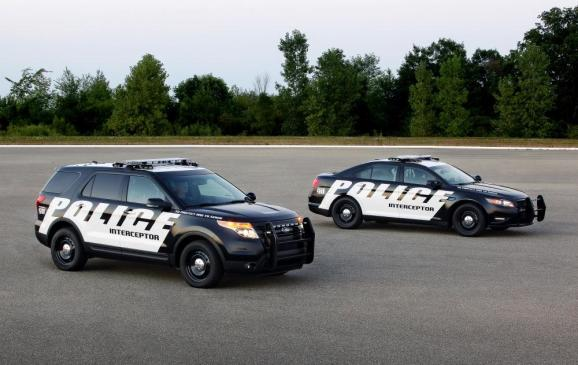 Ford Police Interceptor Sedan and Utility