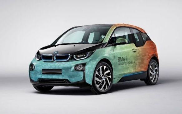 <p>BMW is on the verge of unveiling a new pure electric i3 in Canada: its webpage is teasing a launch date of May 11. When it lands, the newly dubbed BMW i3 (94 Ah) – recently awarded the 2017 World Urban Car title – which is already the darling of the artsy set with its <em>avant garde</em> styling, will have a higher-density battery capable of a range of up to 200 km in everyday conditions. Pricing has not yet been announced.</p>