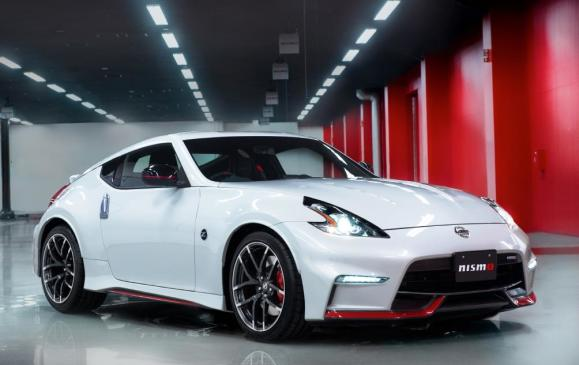2015 nissan nismo 370z front