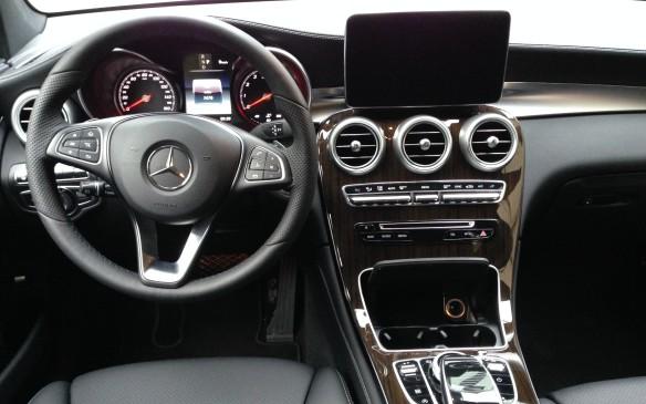 <p>2016 Mercedes-Benz GLC-Class</p>