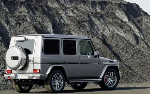 <p>The G-wagen has barely changed in all those years – except for the engine bay. Today's G 550 sports a naturally aspirated 382-hp, 5.5-L V8 and seven-speed automatic, while the G 63 AMG model makes considerably more noise with a twin-turbo 5.5-liter V-8 that produces 536 hp and a diesel-like 560 lb-ft of thrust. Be that as it may, both mills are cited by the ACEEE for their excessive fuel consumption.</p>
