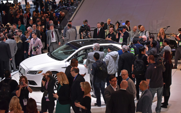 <p>The new model made an auspicious debut in concept form at the New York auto show in 2015 – amid charges of Bentley styling larceny – and as a more restrained near-final production version at the Detroit auto show last January, where it attracted more positive attention. Now we've given the real thing a thorough assessment, including from behind the wheel, to see just how it stacks up. </p>