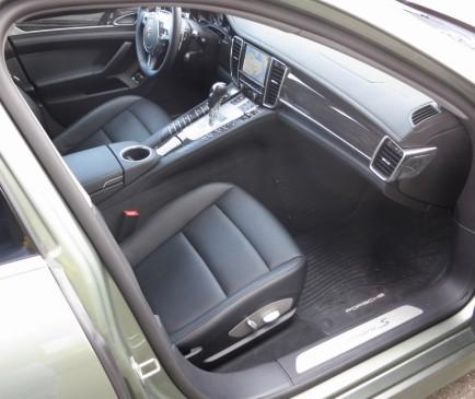 2012 Porsche Panamera S Hybrid - Interior
