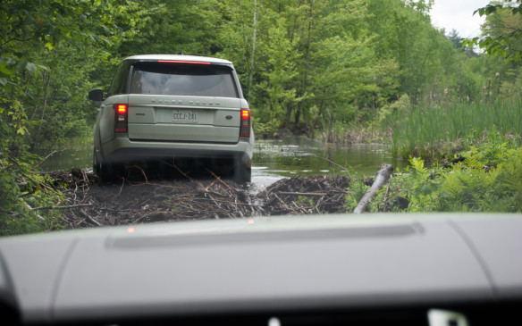 <p>Our final tip when off-roading is to tread lightly.  That means that we should leave the grounds we have ventured onto, in the same – if not better – condition than when we found it.  Pick up your garbage. Stay on designated trails. Don't roll over obstacles so fast that you move them out of their original location. Be cautious of wake damage to the surrounding area when fording puddles or streams. And keep an eye not only on the ground and how you leave it, but also the sides of the trails and the branches/trees above your off-road vehicle.</p>